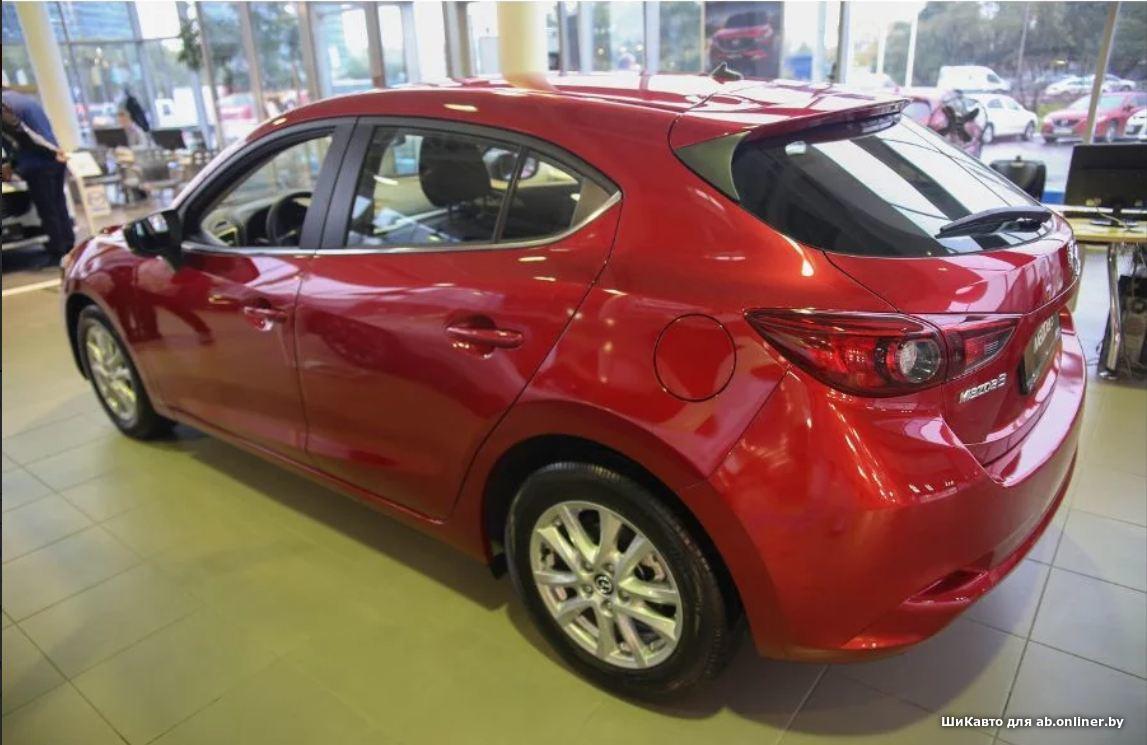 Mazda 3 1.5 Active+ HB