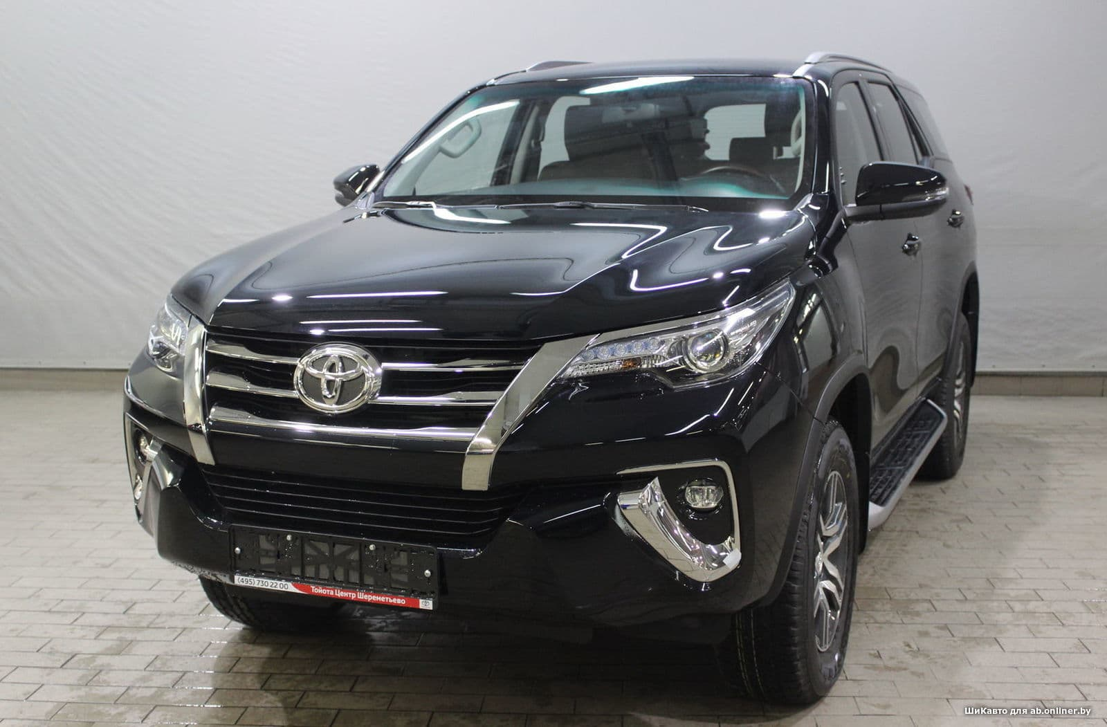 Toyota Fortuner 2.8TD AT 4WD Элеганс