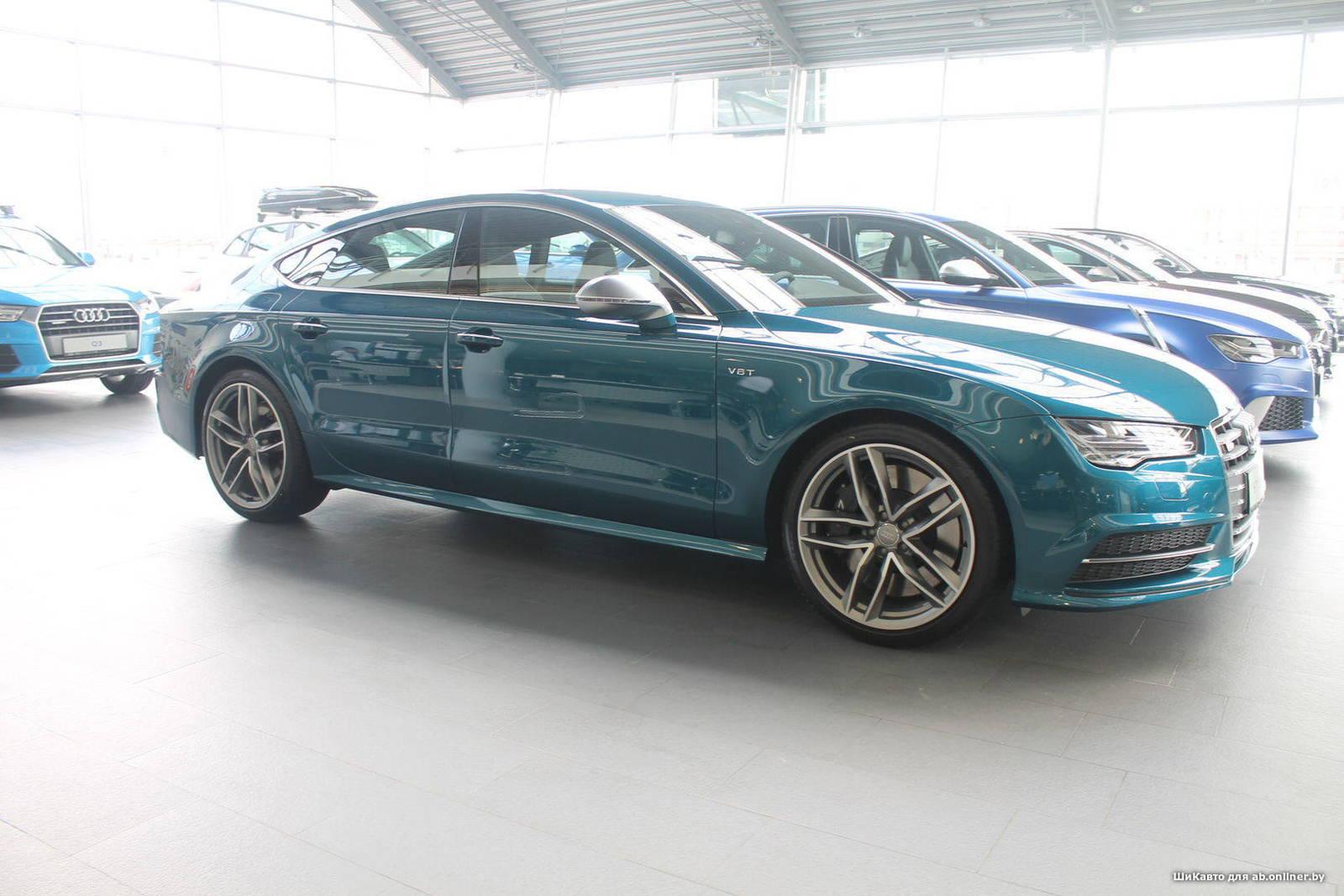 Audi A7 S7 4.0 quattro