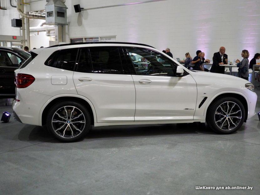 BMW X3 Новый G01 xDrive30d