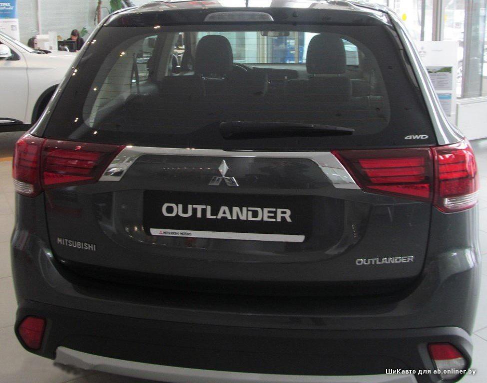 Mitsubishi Outlander III Inform 2.0 2WD