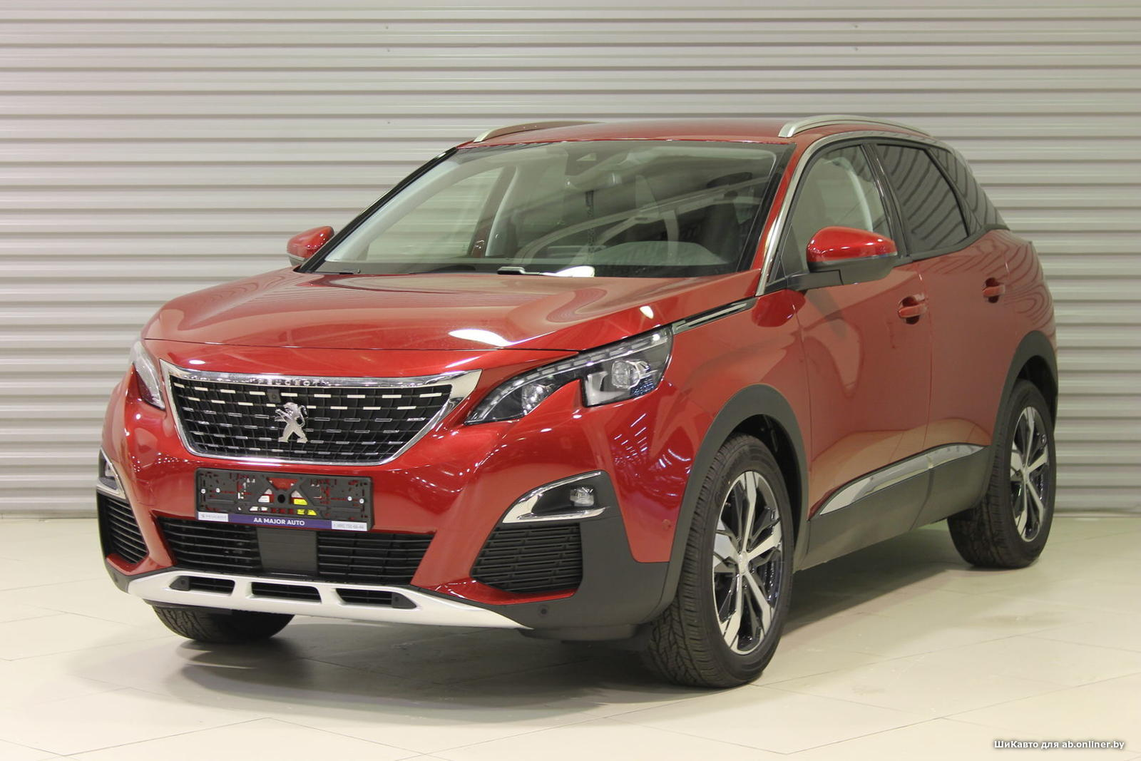 Peugeot 3008 1.6THP ACTIVE