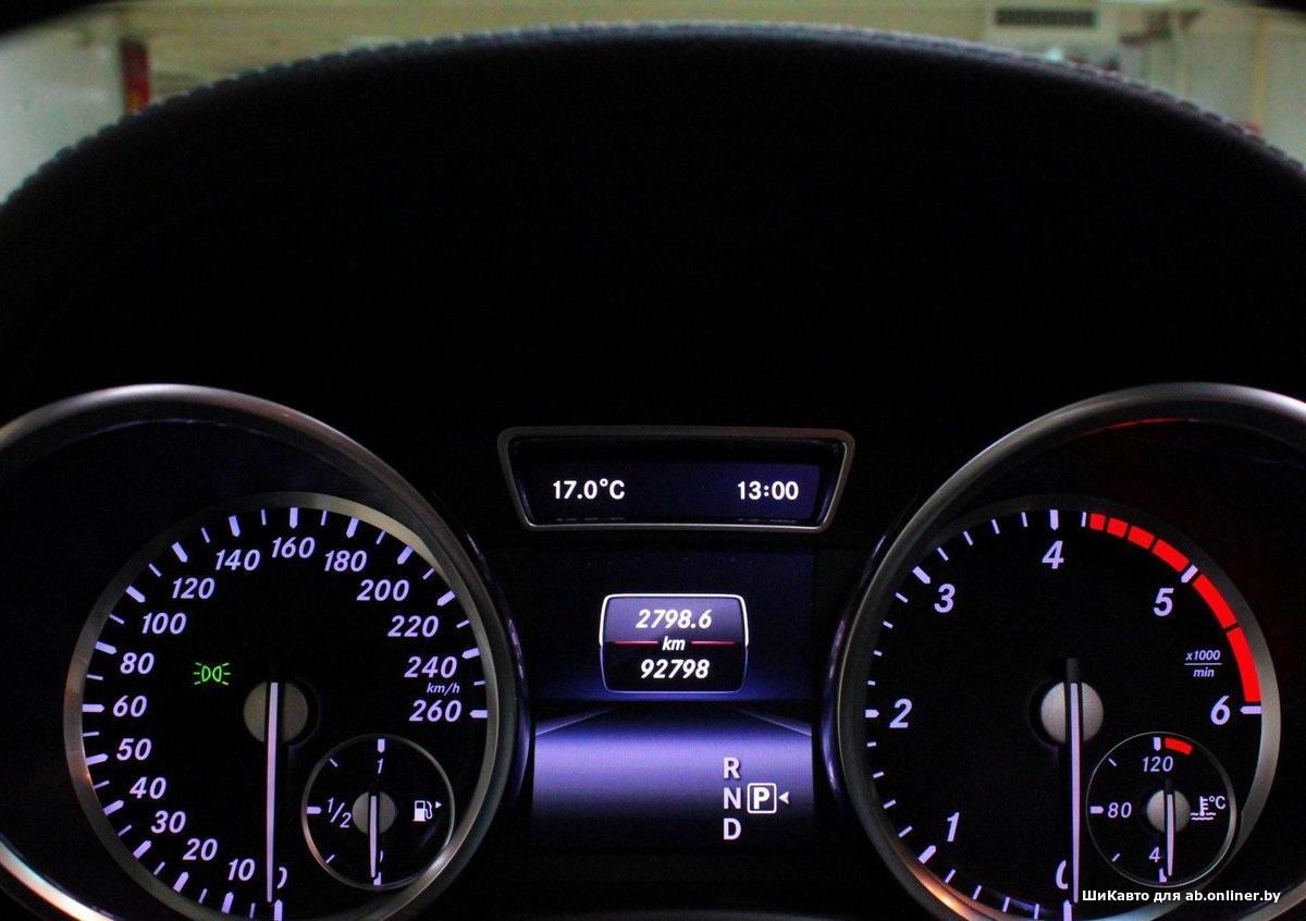 Mercedes GL350 CDI