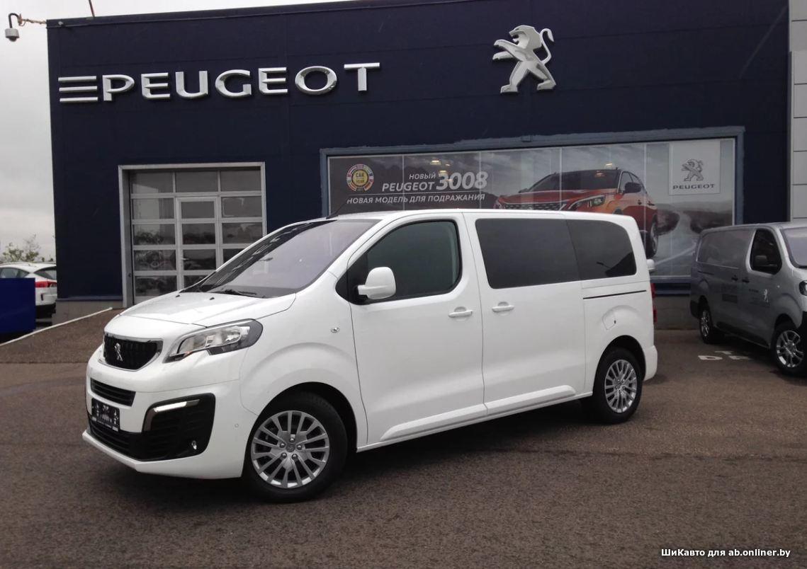 Peugeot Traveller 2.0HDi MT