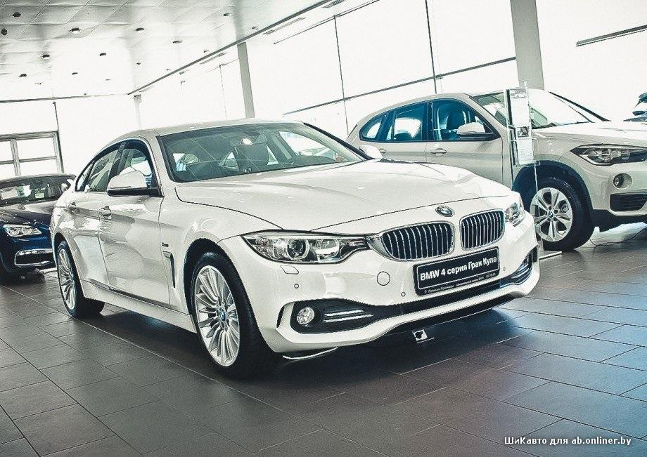 BMW 420 i Gran Coupe