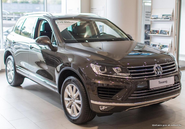 Volkswagen Touareg Business V6 3,0 4XMOTION