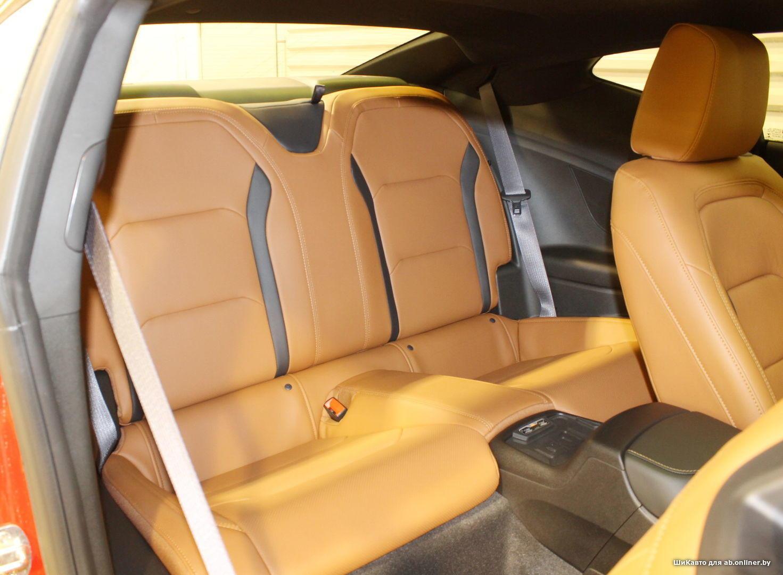 Chevrolet Camaro 2.0