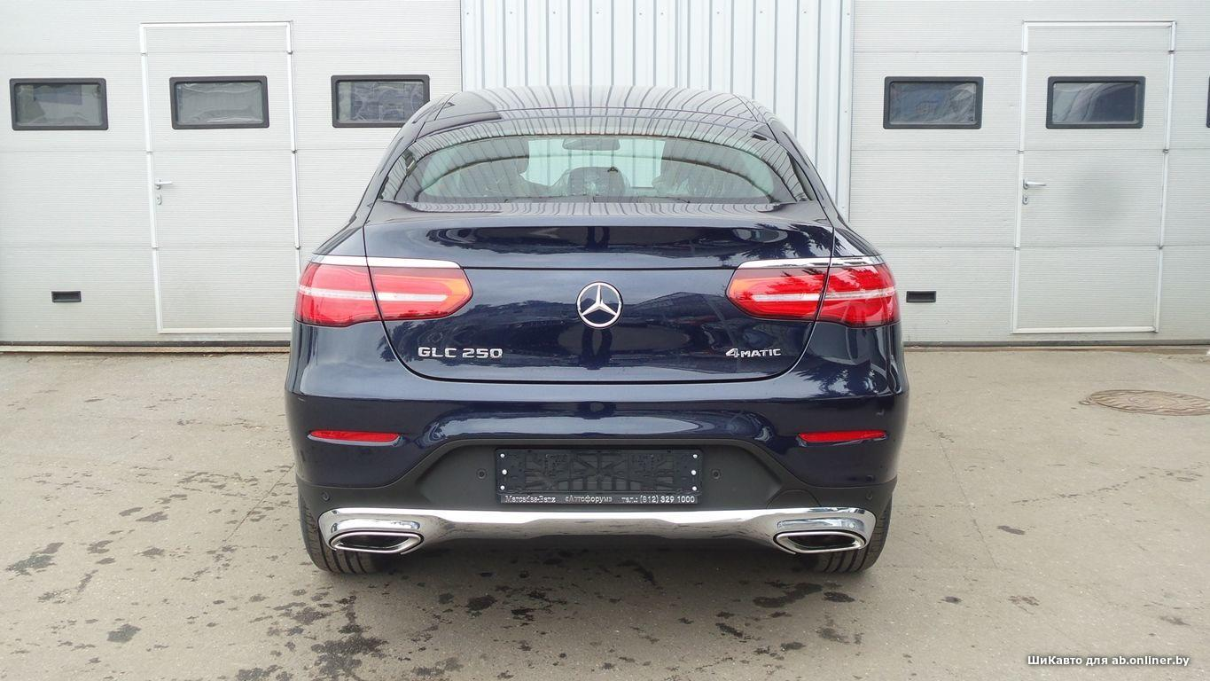Mercedes GLC250 Coupe 4MATIC