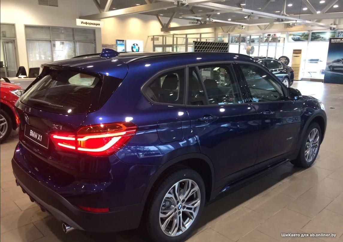 BMW X1 xDrive20i