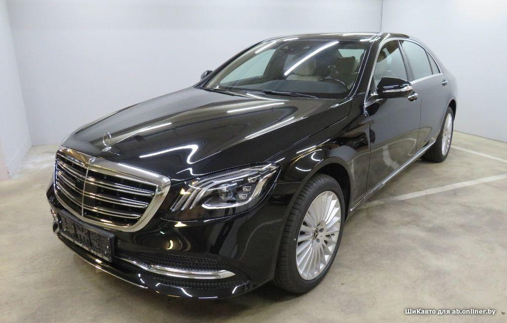 Mercedes S400 d 4MATIC