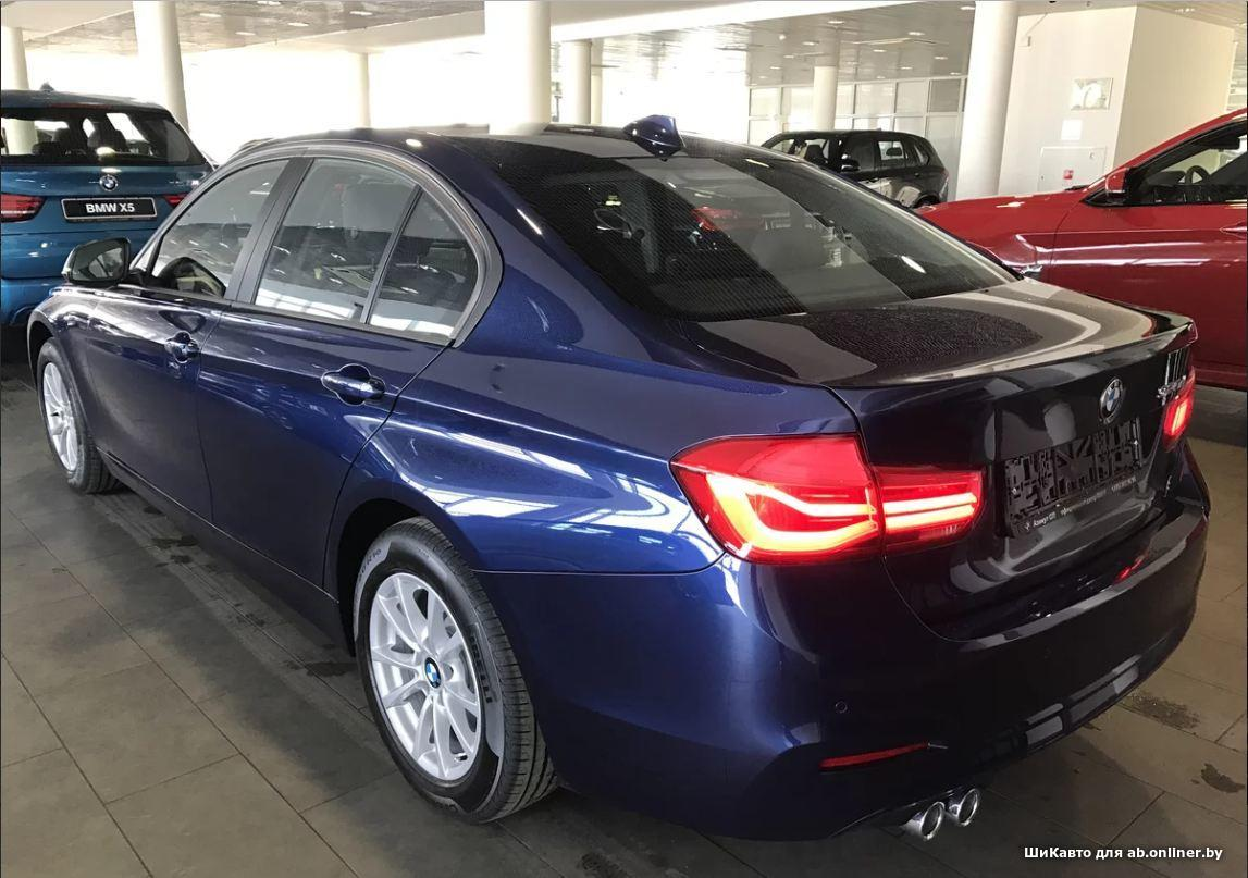 BMW 320 d Special Edition