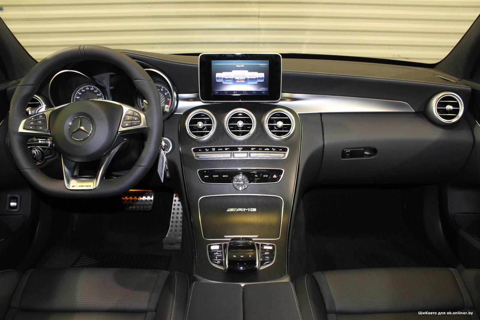 Mercedes C63AMG