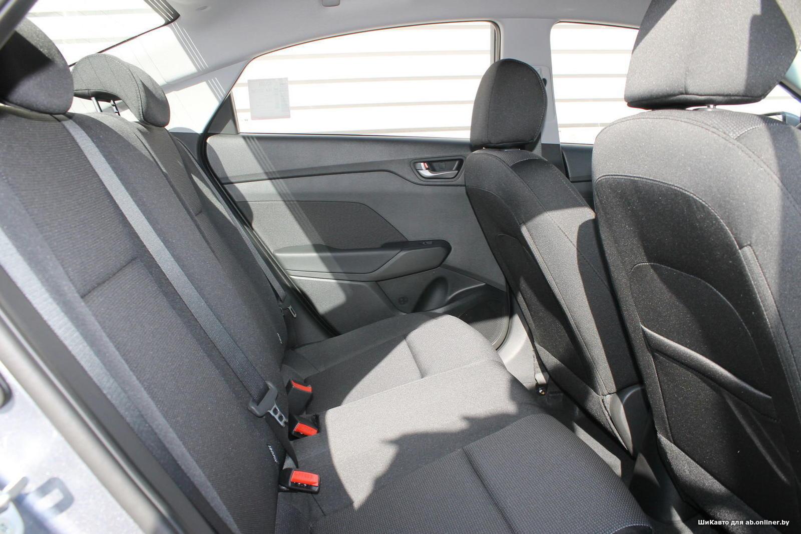Hyundai Solaris 1.6 МТ