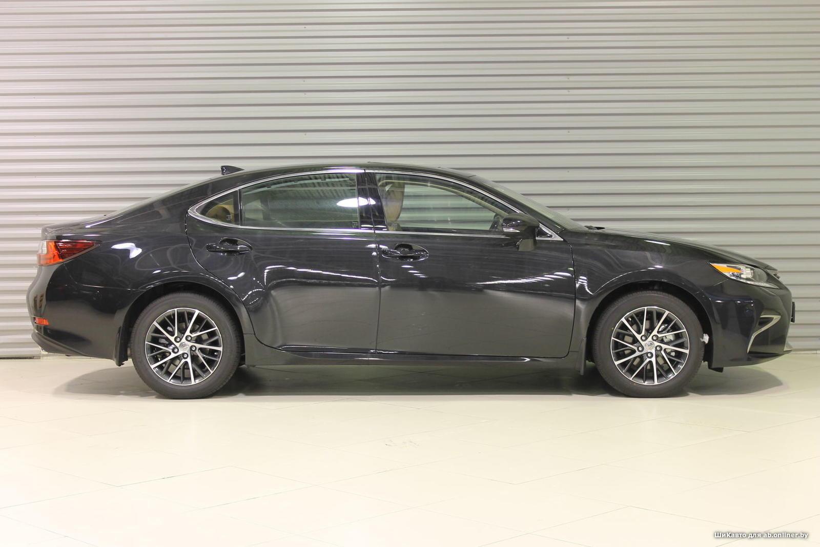 Lexus ES 250 Premium safety