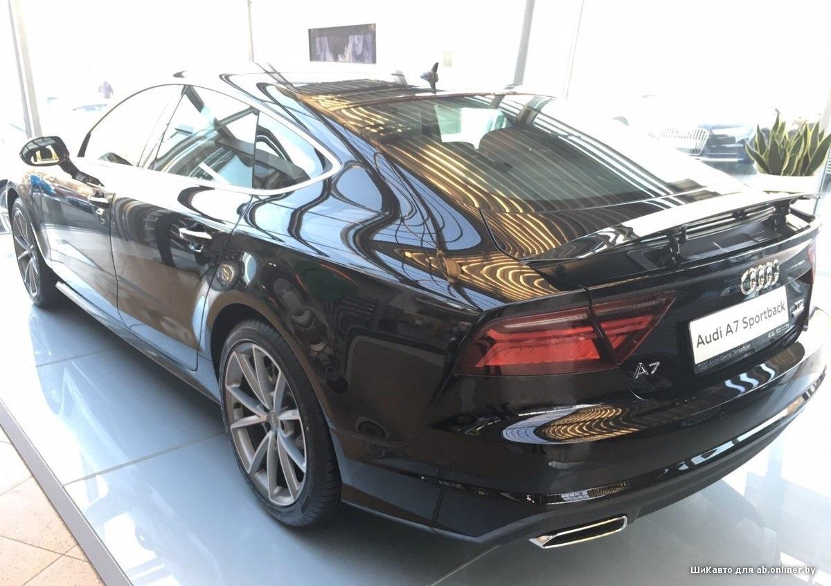 Audi A7 3.0 TFSI quattro