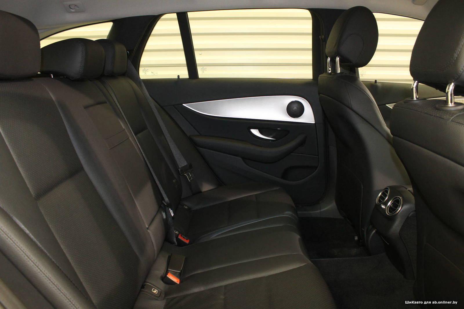 Mercedes-Benz E200 Business