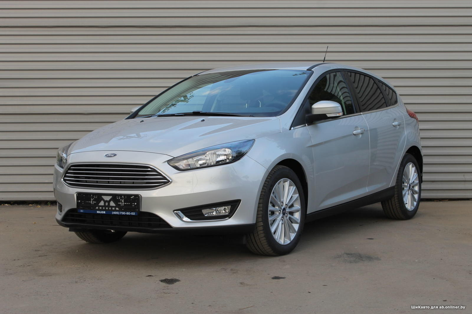 Ford Focus TITANIUM 1.5 AT HATCHBACK
