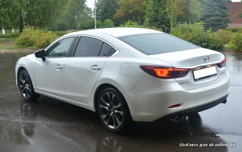 Mazda 6 2.0 Drive