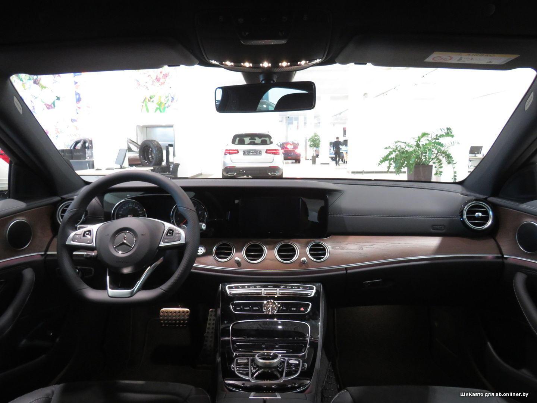 Mercedes E200 4MATIC Sport