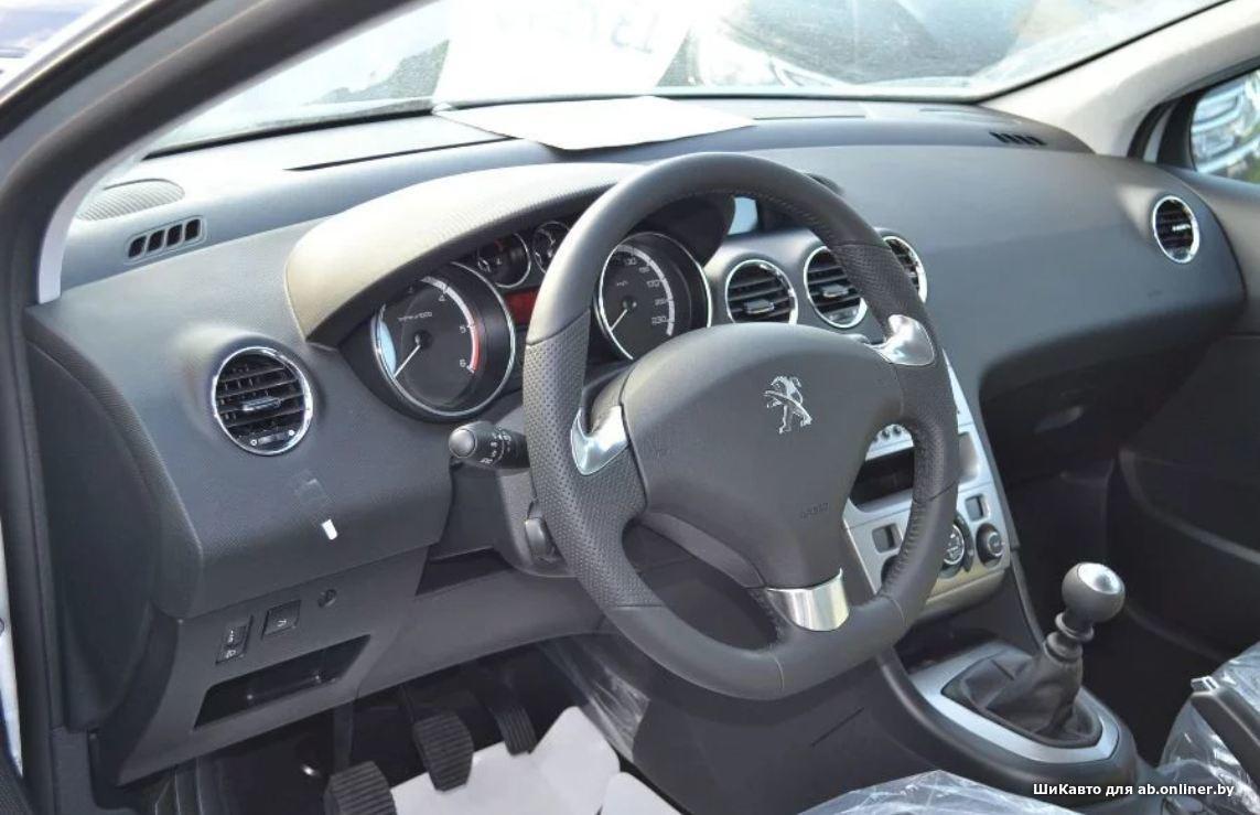 Peugeot 408 1.6 Access MT5 рестайл