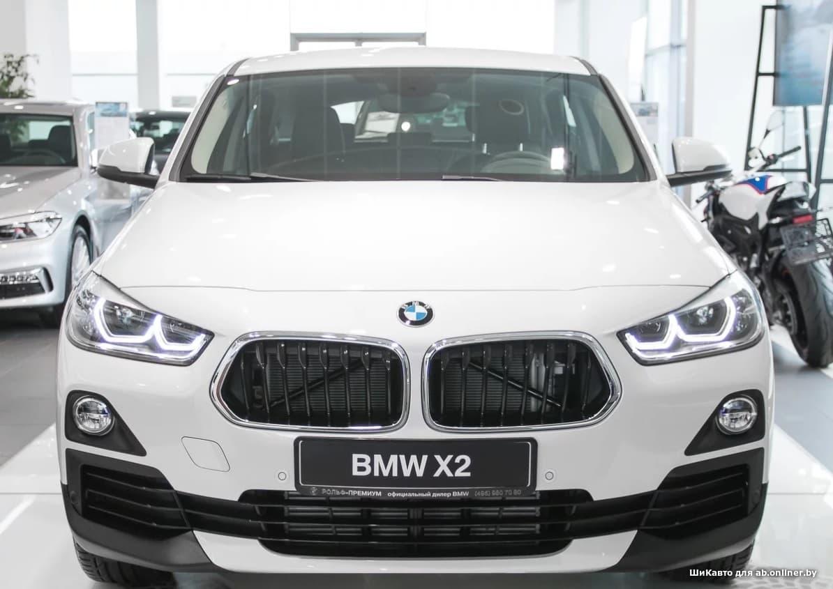 BMW X2 хDrive20d