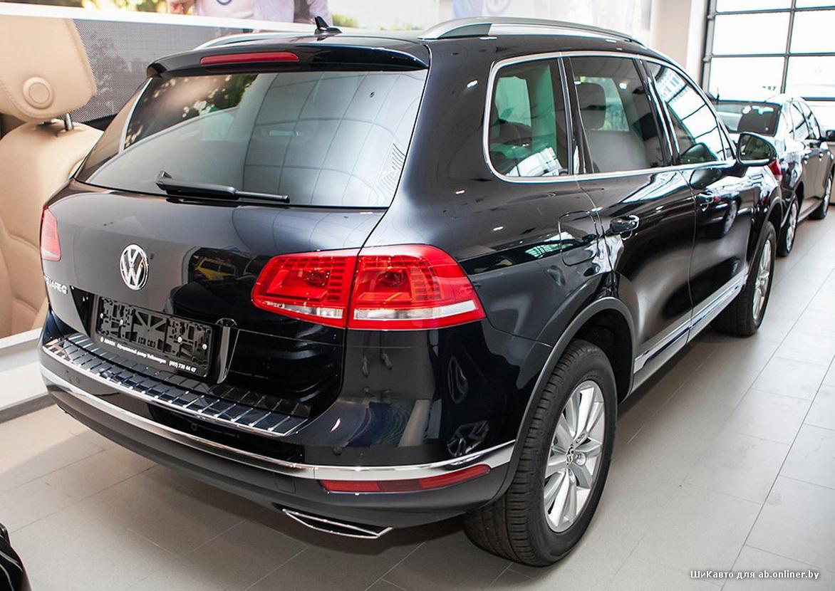 Volkswagen Touareg R-Line V6 3.0 4MOTION