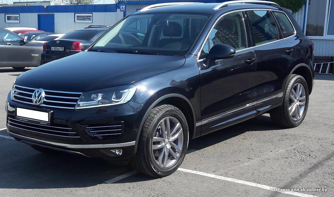 Volkswagen Touareg V6 3,0 TDI 4XMOTION
