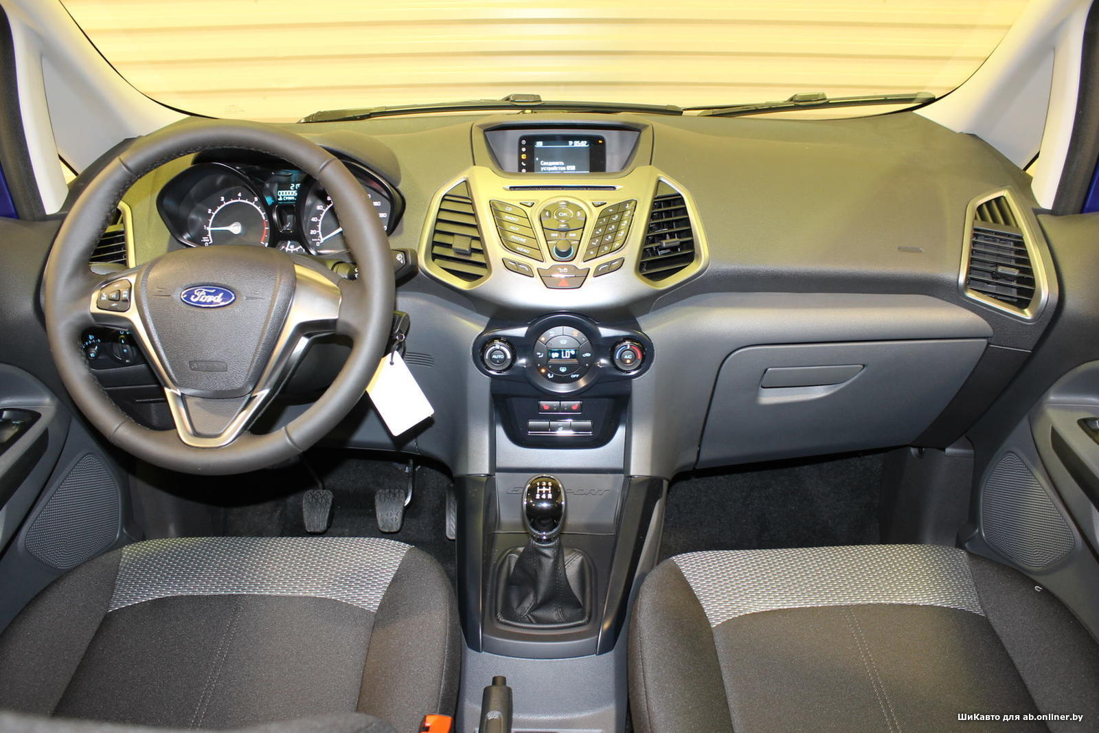 Ford EcoSport TREND PLUS 1.6 МКПП 2WD