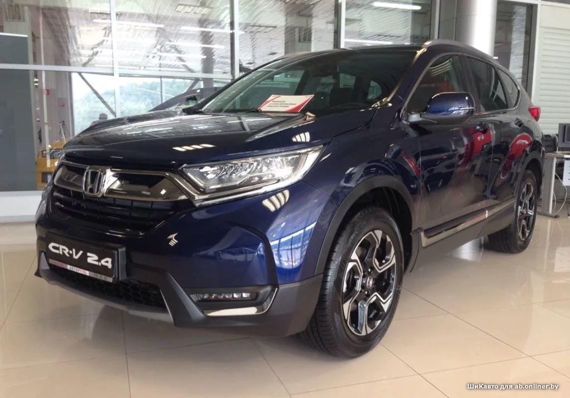 Honda CR-V V 2.4 EXECUTIVE CVT