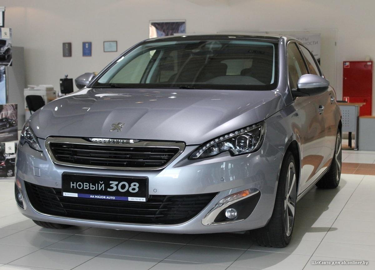 Peugeot 308 1.6 AT
