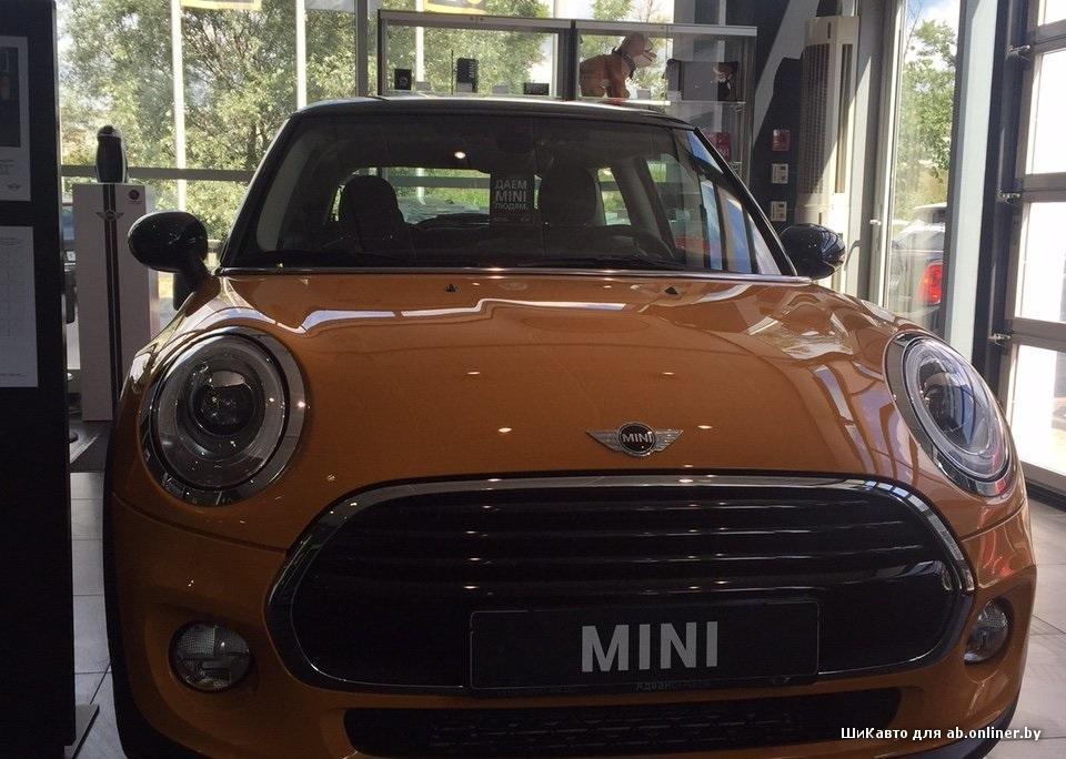 Mini Cooper 3d