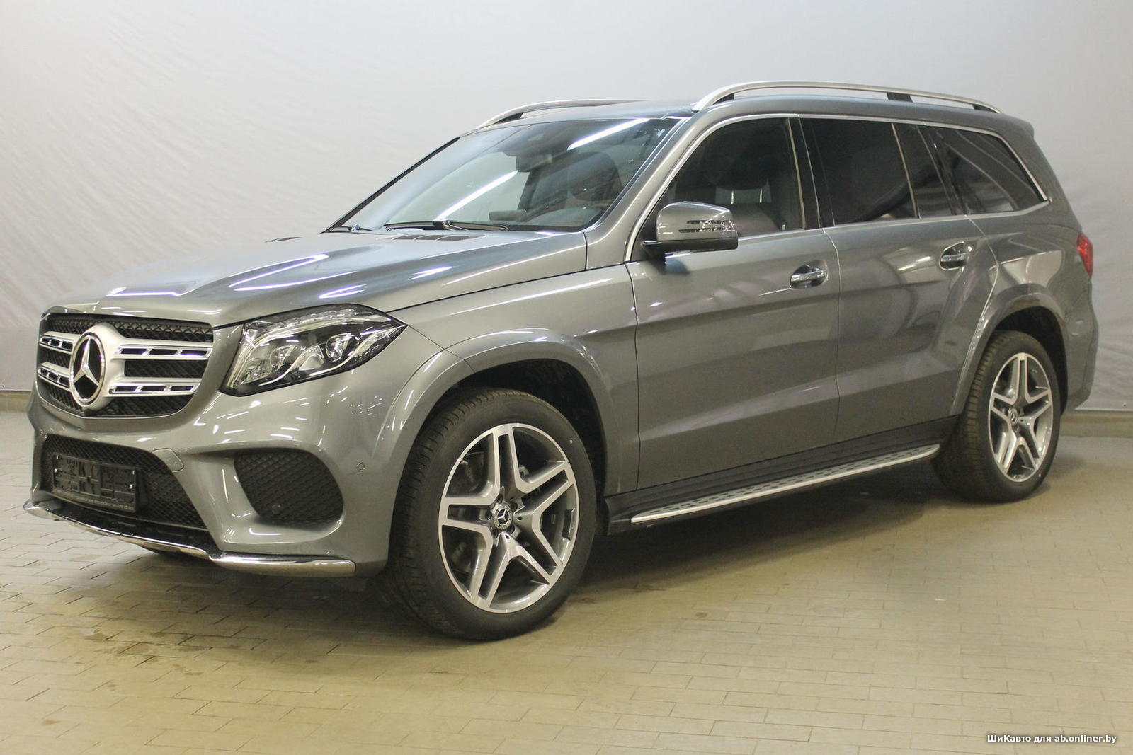 Mercedes GLS500 4MATIC Особая серия