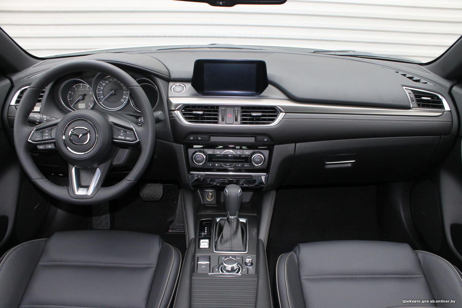 Mazda 6 2.5 Executive