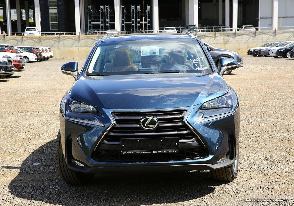 Lexus NX 200 Luxury AWD