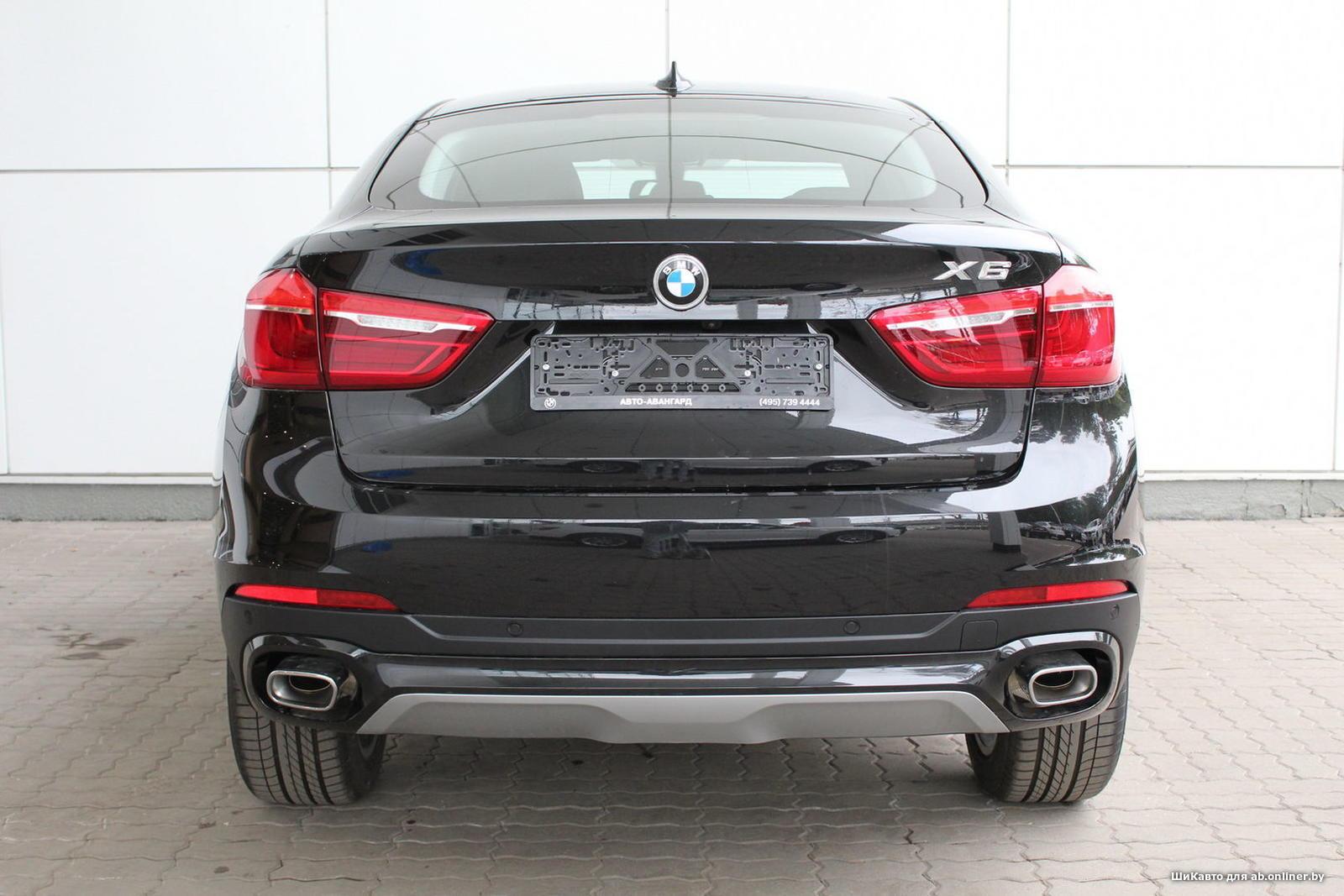 BMW X6 хDrive30d