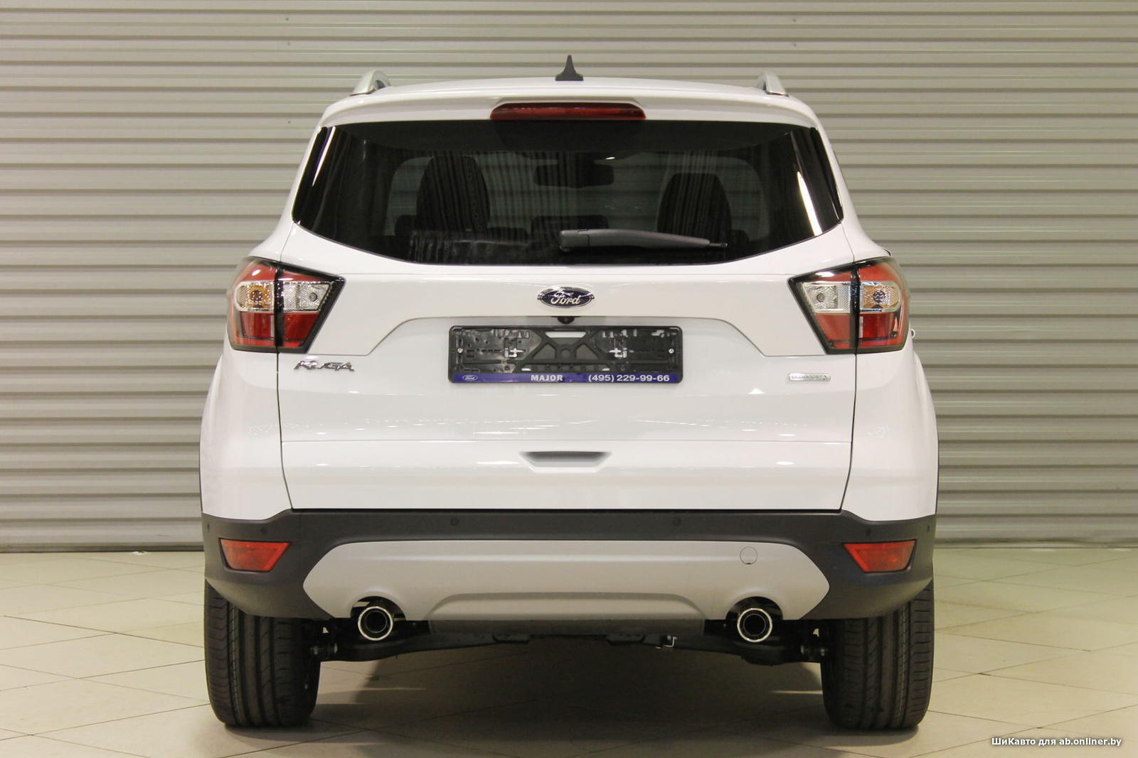 Ford Kuga TITANIUM PLUS 1.5 4WD