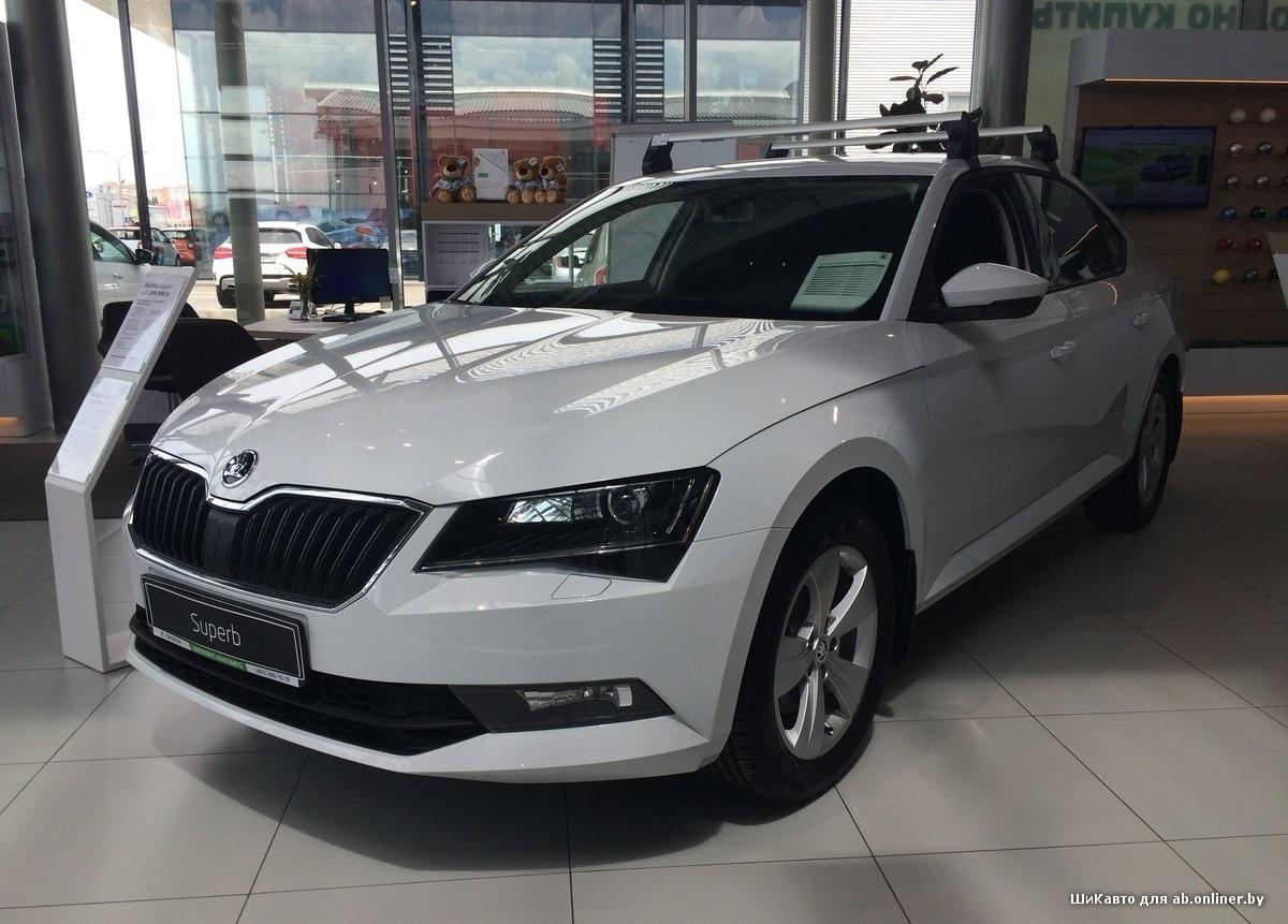 Skoda Superb 1.4 MT