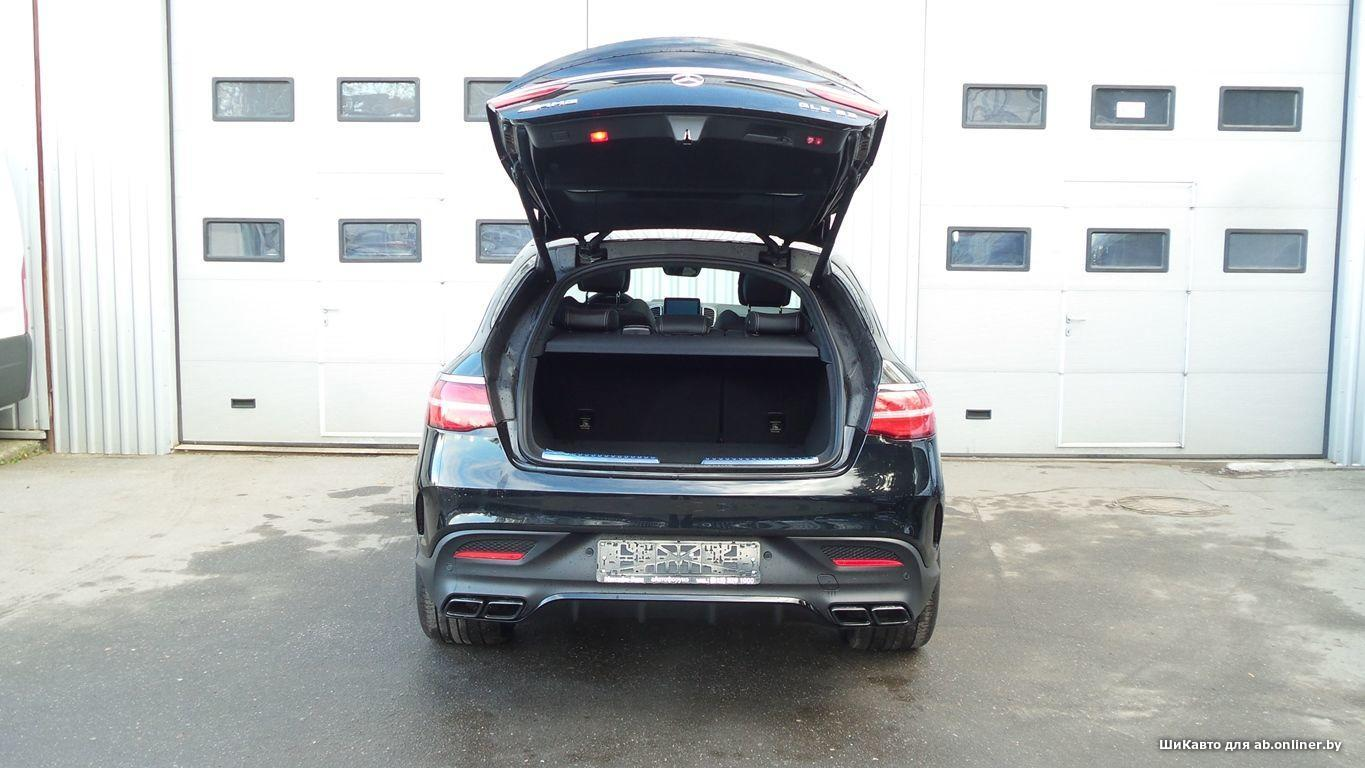 Mercedes GLE450 AMG Coupe AMG63 4MATIC
