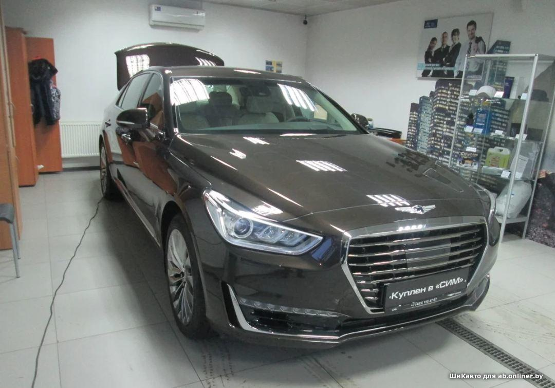 Genesis G90 3.3 ROYAL 8AT 4WD