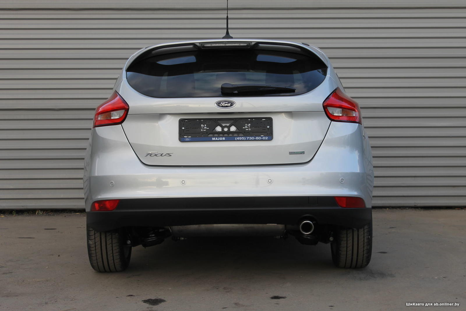 Ford Focus TITANIUM AT HATCHBACK