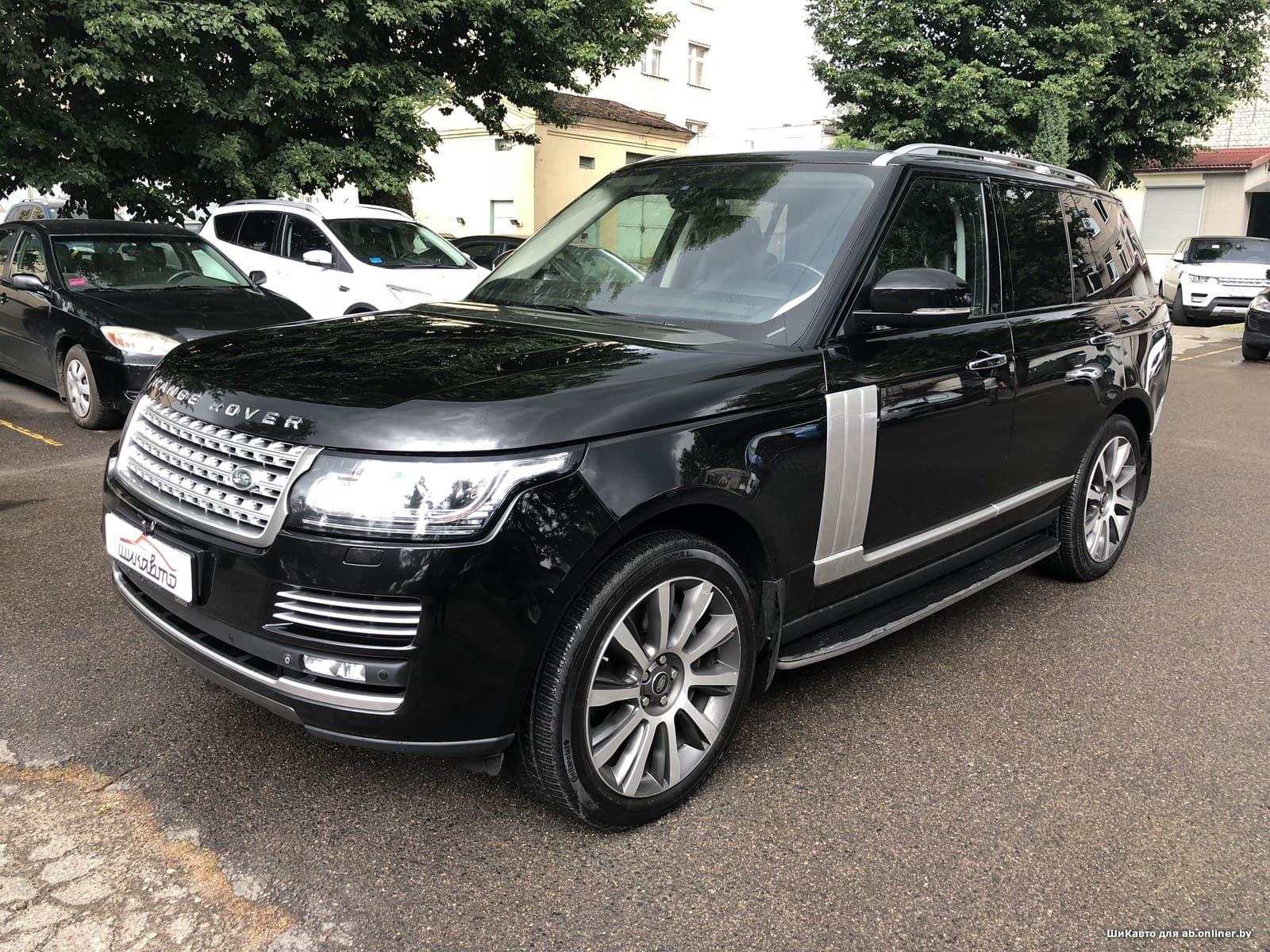 Land Rover Range Rover Vogue SE 4.4D