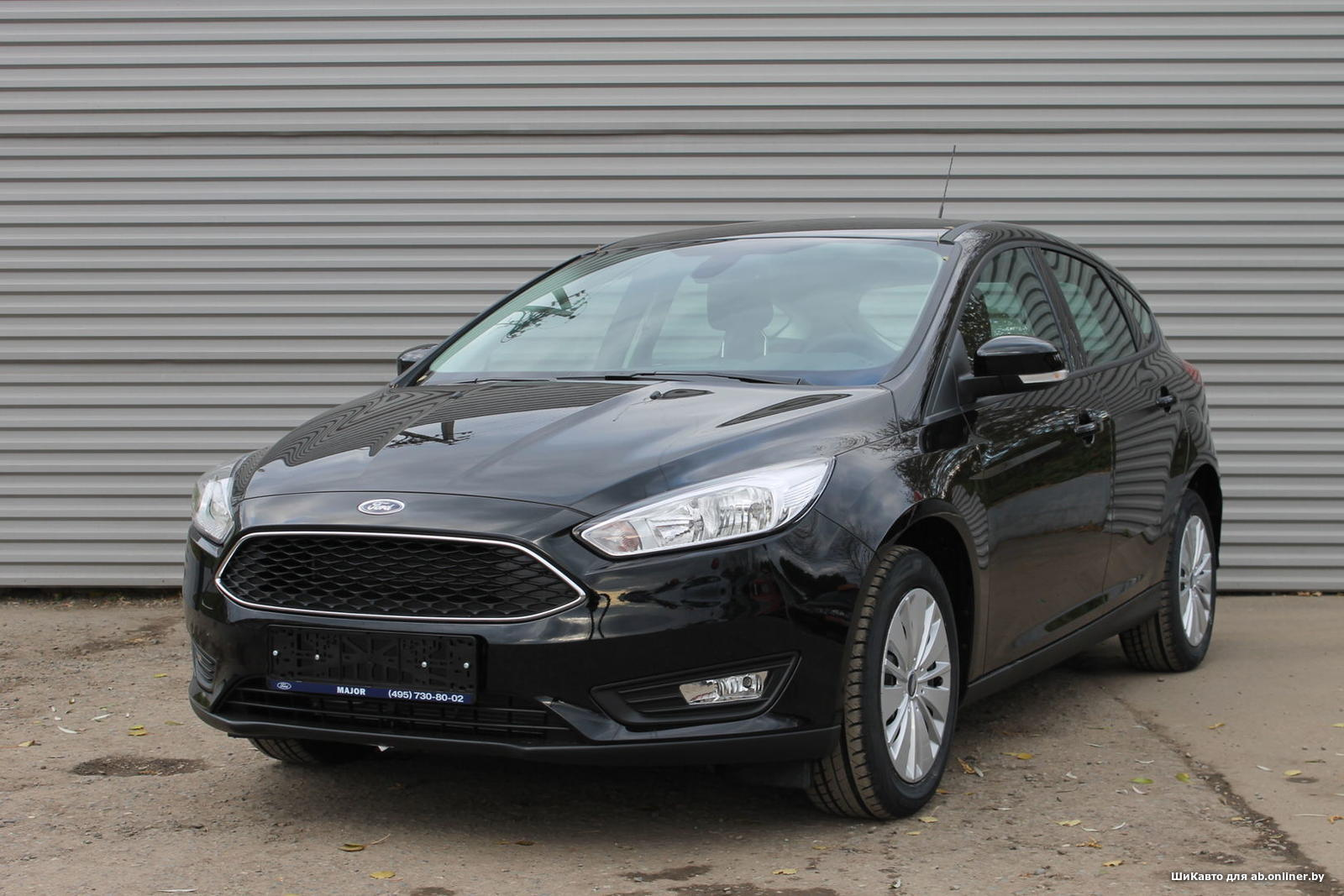 Ford Focus SYNC-ED MT Hatchback