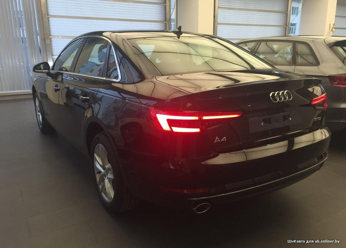 Audi A4 2.0 S-tronic quattro