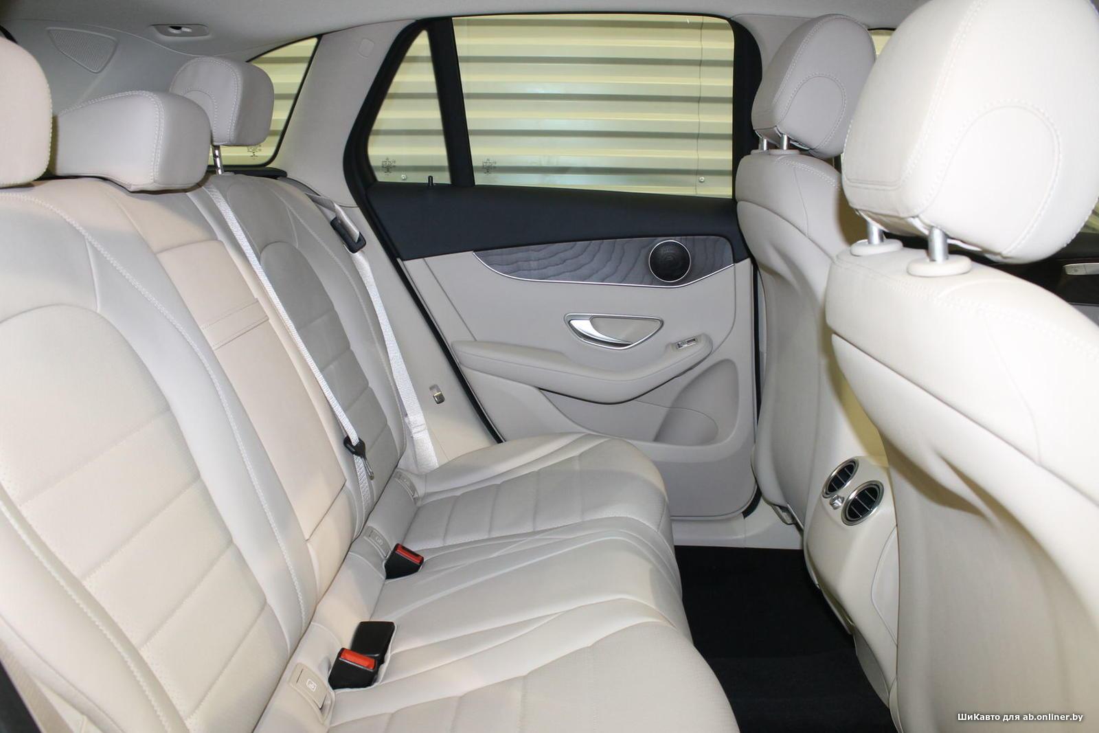 Mercedes GLC220 d 4MATIC Особая сери