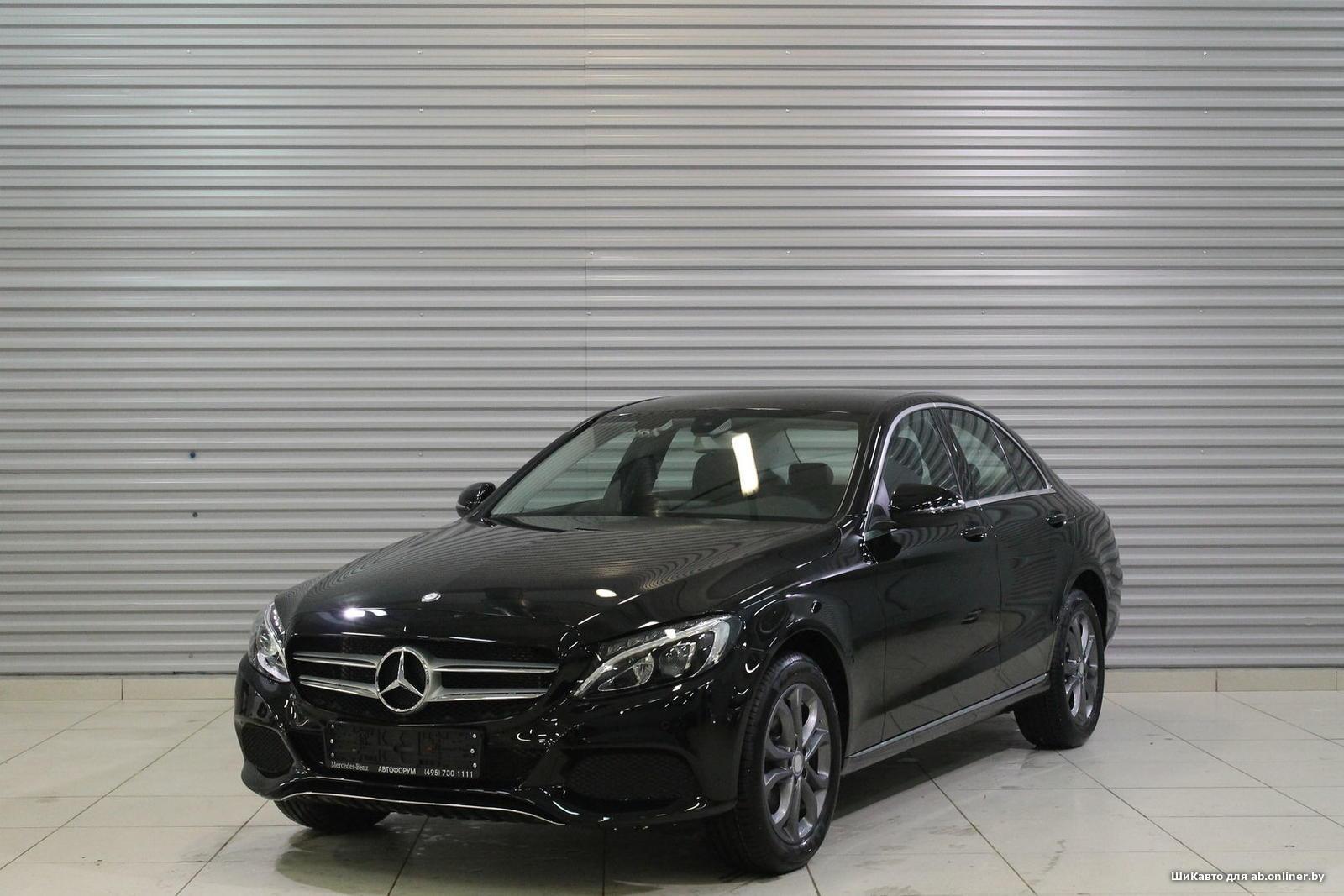Mercedes C180 Особая серия