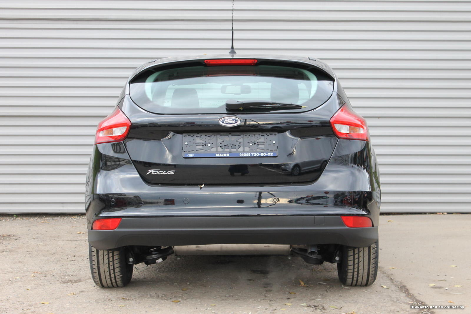 Ford Focus SYNC-ED AT Hatchback