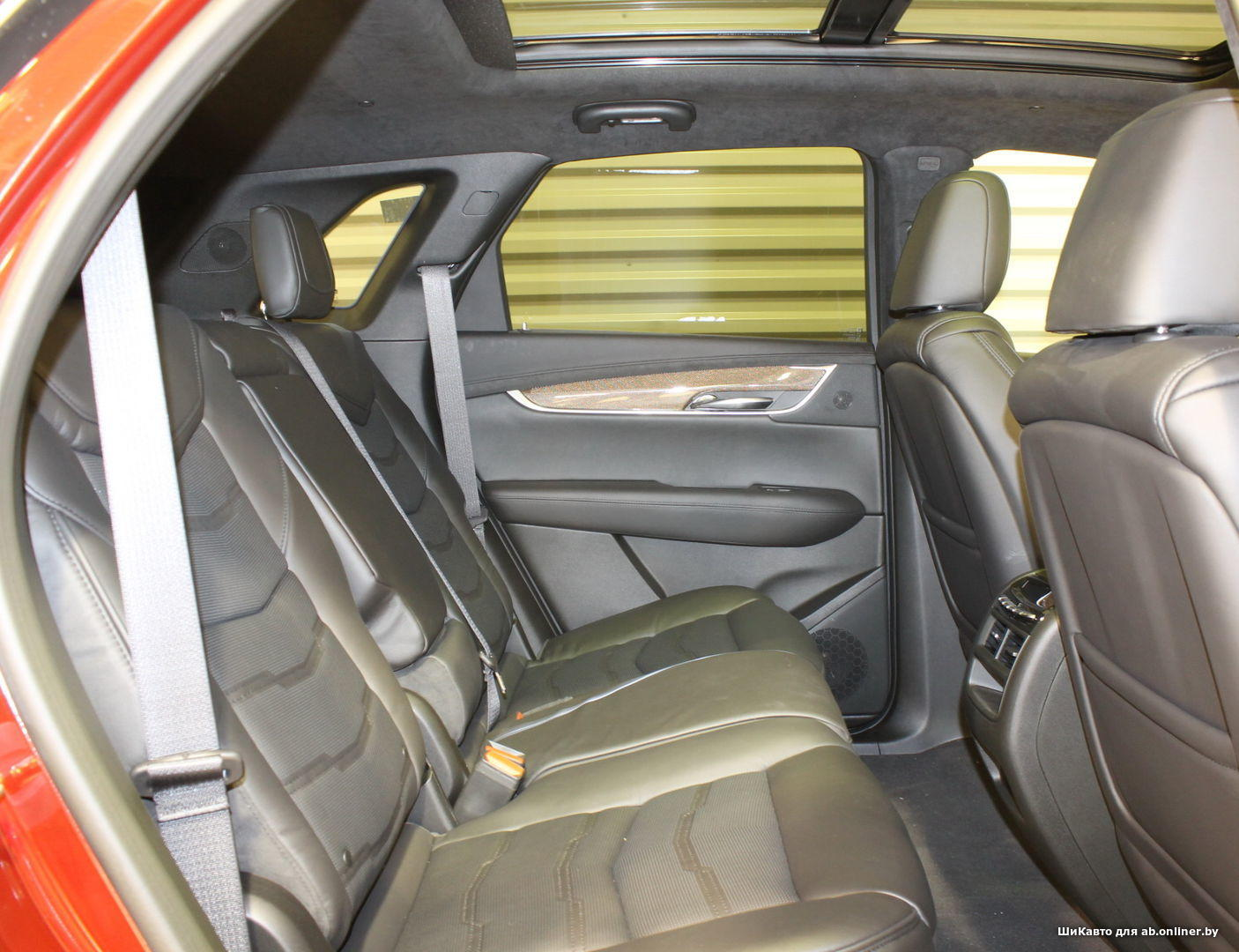 Cadillac XT5 3.6 PLATINUM