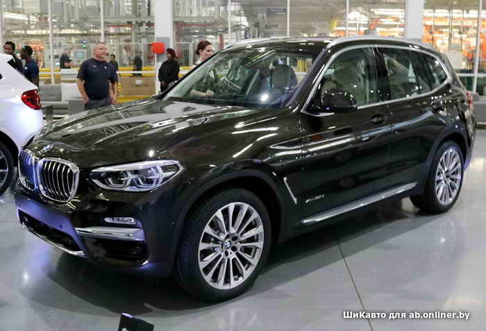 BMW X3 Новый G01 xDrive20i