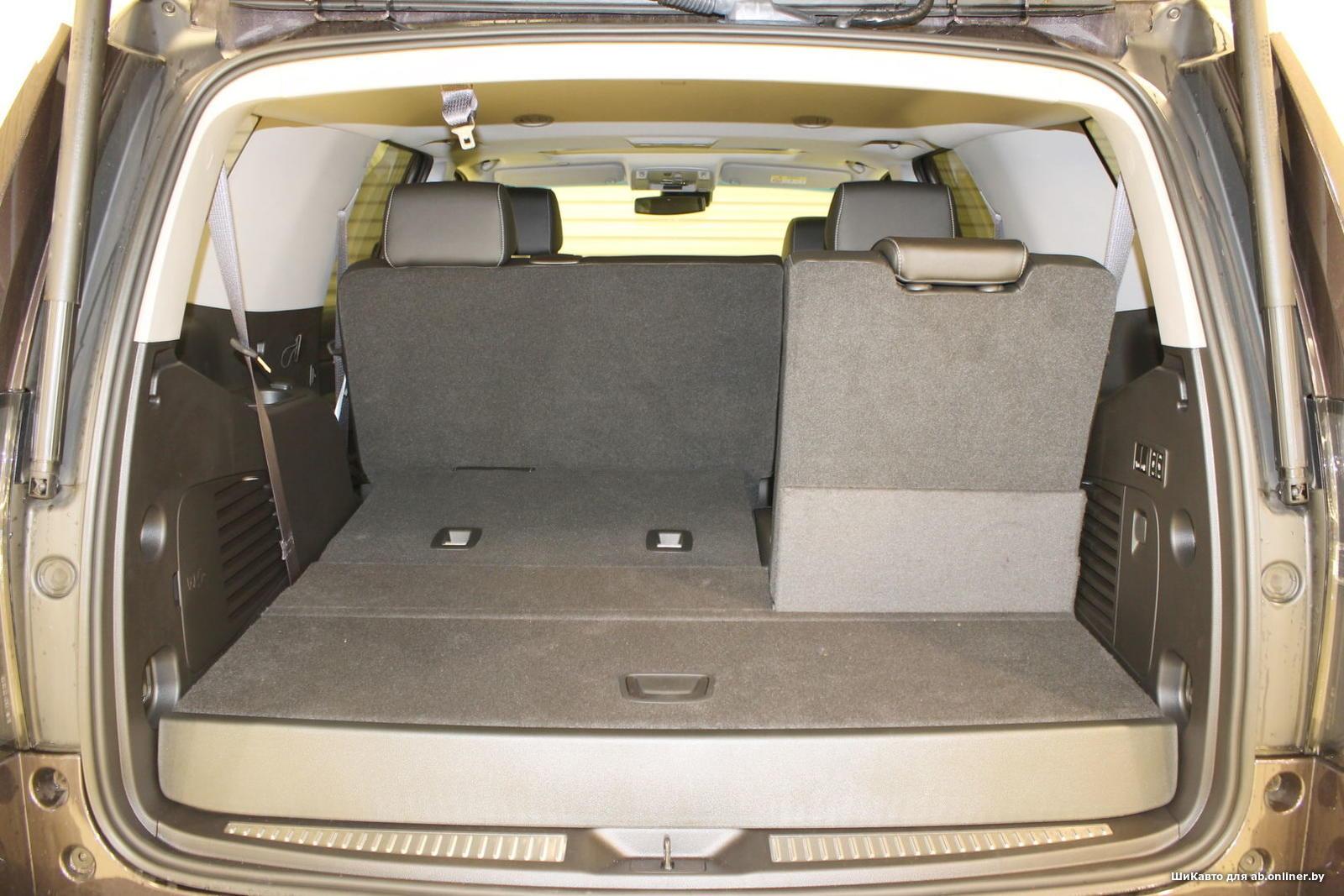 Chevrolet Tahoe 6.2 LT