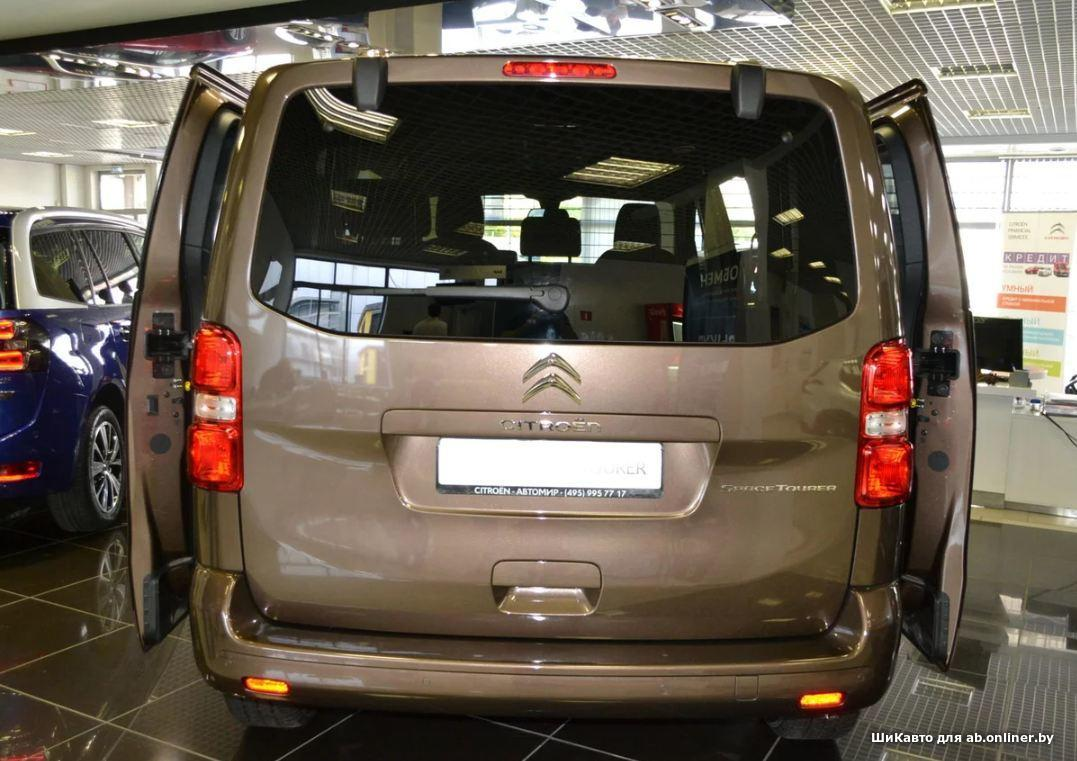 "Citroen SpaceTourer 2.0HDi ""M"" AT"